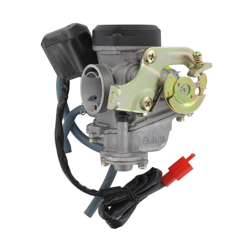 Karbüratör karbüratör 19mm CVK PD18J 333 4 zamanlı 50cc 139QMA/QMB RTM Yeni