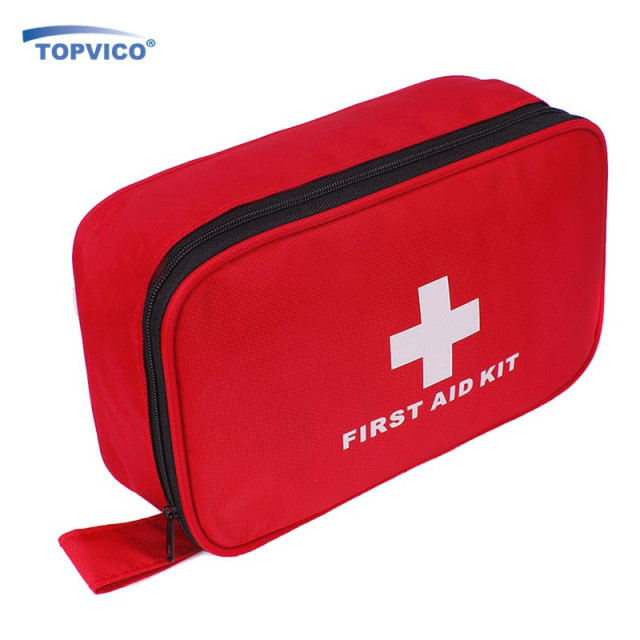 30 Kinds/pack First Aid Kit Survival Emergency Kits Camping Travel Medical Emergency  Treatment Packs Set Nylon Pouch Bags #3
