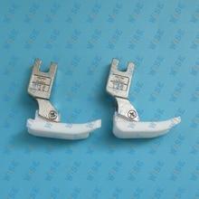 High Quality Industrial Sewing Machine Standard Teflon Presser Foot T350 2PCS