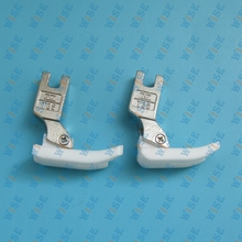 High-Quality Industrial Sewing Machine Standard Teflon Presser Foot #T350 (2PCS)