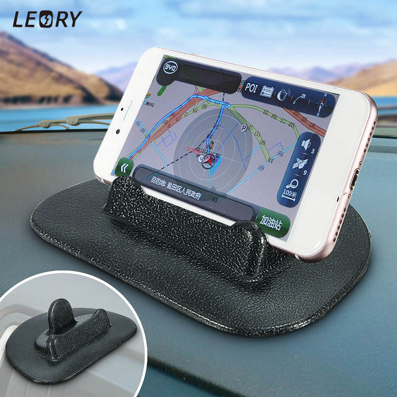 Silicone Car Dashboard Anti Slip <font><b>Pad</b></font> Universal Car <font><b>Cell</b></font> <font><b>Phone</b></font> Holder Mount Soft <font><b>Sticky</b></font> Mat for Smartphone Tablet Laptop GPS