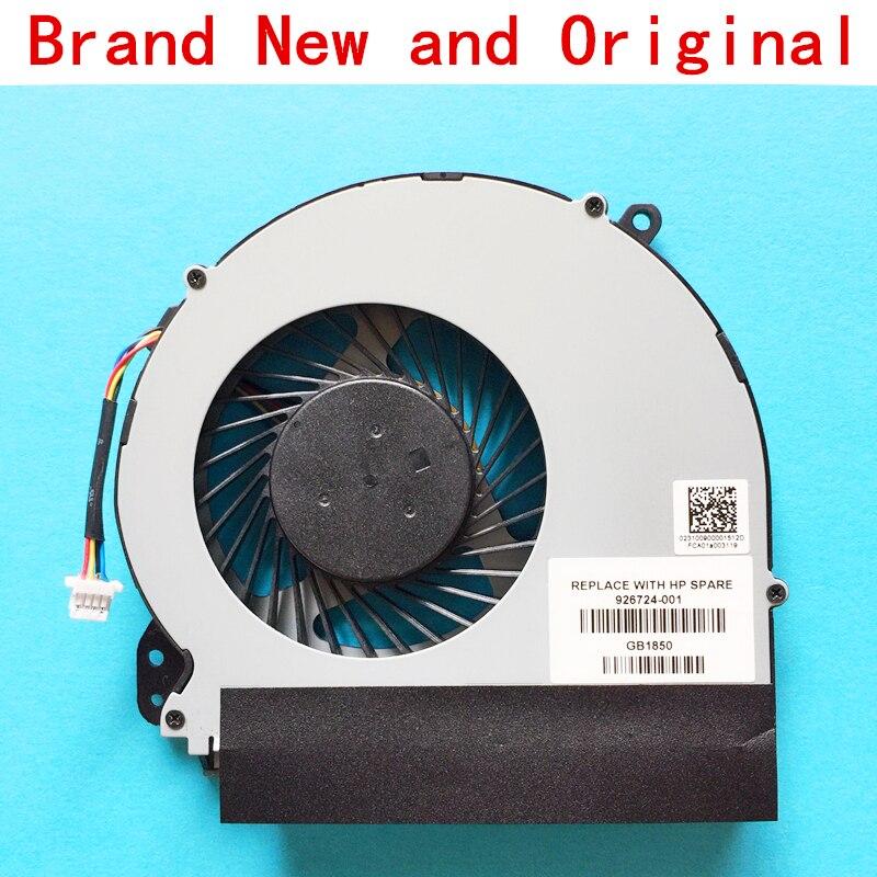 4PIN Cooler Fit for HP Pavilion TPN-C125 TPN-C126 HQ-TRE Cpu Cooling Fan Plastic
