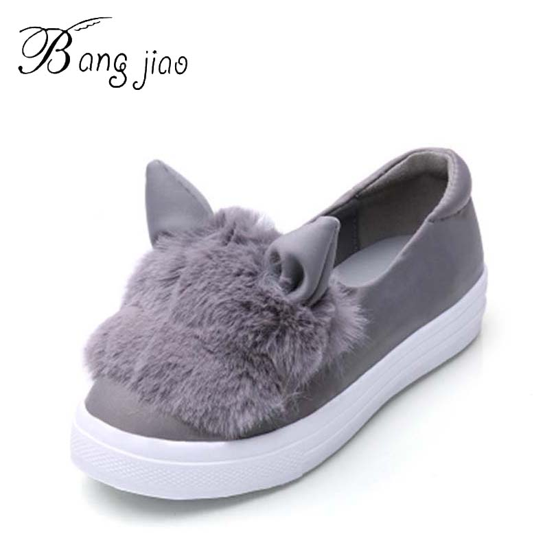 6b688c38f Buy shoes with rabbit ears and get free shipping on AliExpress.com