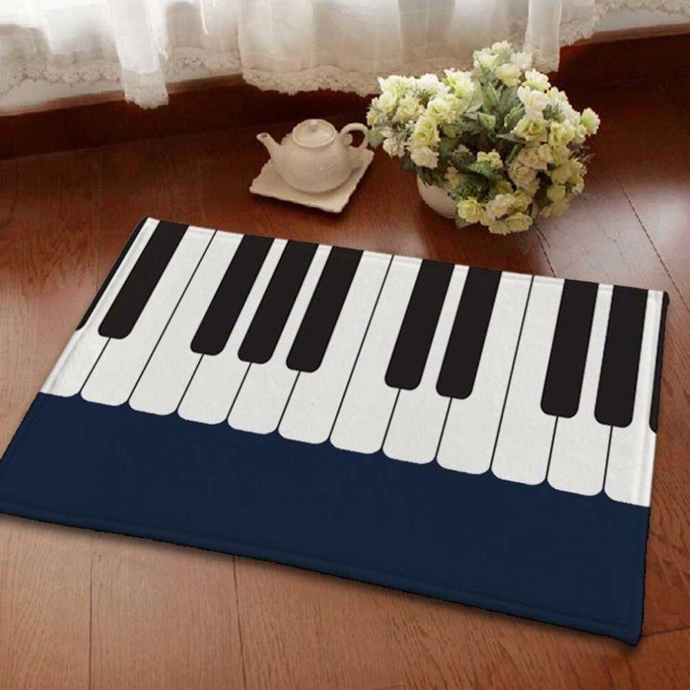 2016 Personalidade De Piano Tapete De Cabeceira Quarto Sala Tapete  -> Tapete De Sala Drops