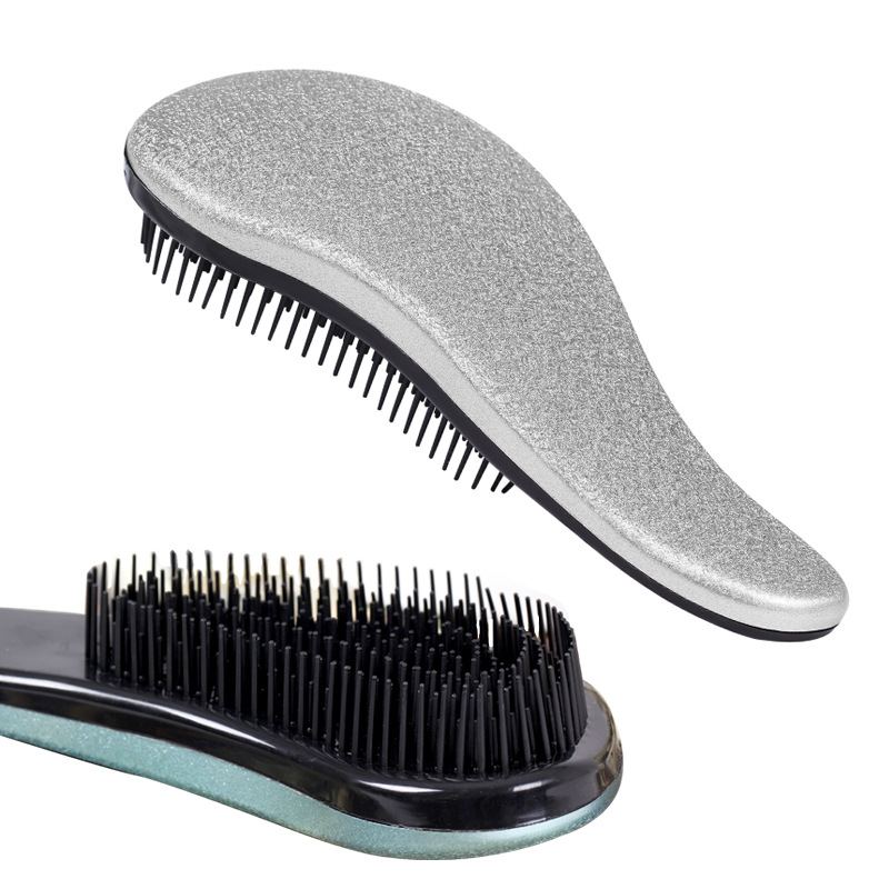 1pc Magic Handle Tangle Detangling Comb for hair Shower Hair Brush Salon Styling Tamer Tool Hot Selling New Quality 16