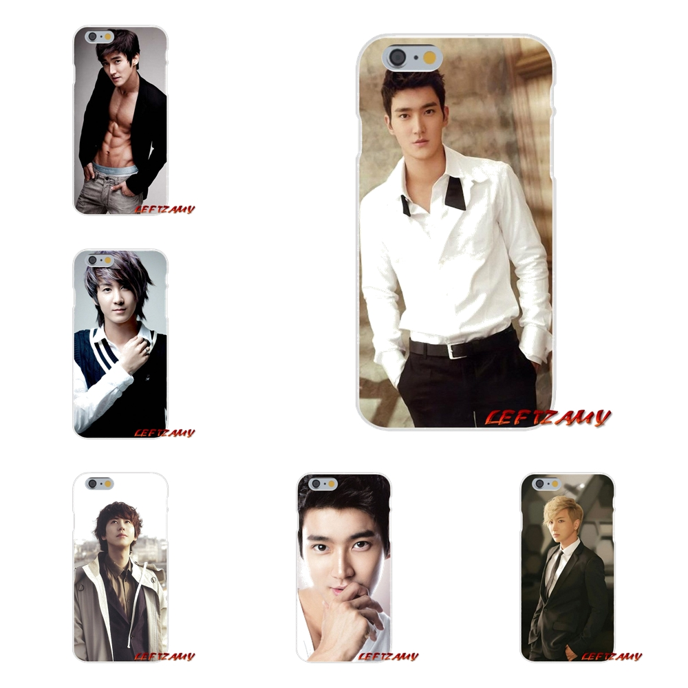 Super Junior <font><b>Korean</b></font> Idol Gruppe Für <font><b>Samsung</b></font> <font><b>Galaxy</b></font> S3 S4 S5 MINI S6 <font><b>S7</b></font> rand S8 S9 Plus Hinweis 2 3 4 5 8 silikon Phone <font><b>Cases</b></font> Covers image