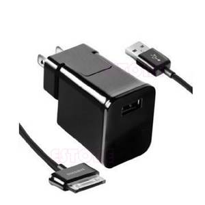 Travel Wall Charger Cable For Samsung Galaxy Tab 2 Tablet 7/8. 9/10.1""