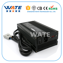 43.8V 12A Charger 12S 36V LiFePO4 Battery Smart Charger 600W high power Charger Global Certification