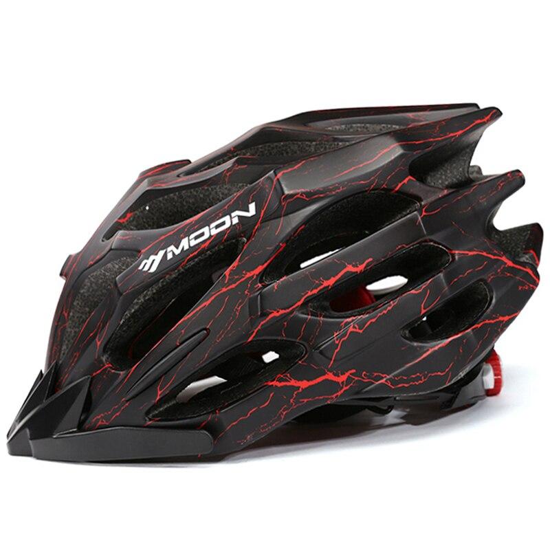 MOON Breathable 27 Air Vents Cycling Helmet  for Racing Ultralight Bicycle Helmet for Men and Women Bike Helmet виниловая пластинка air moon safari