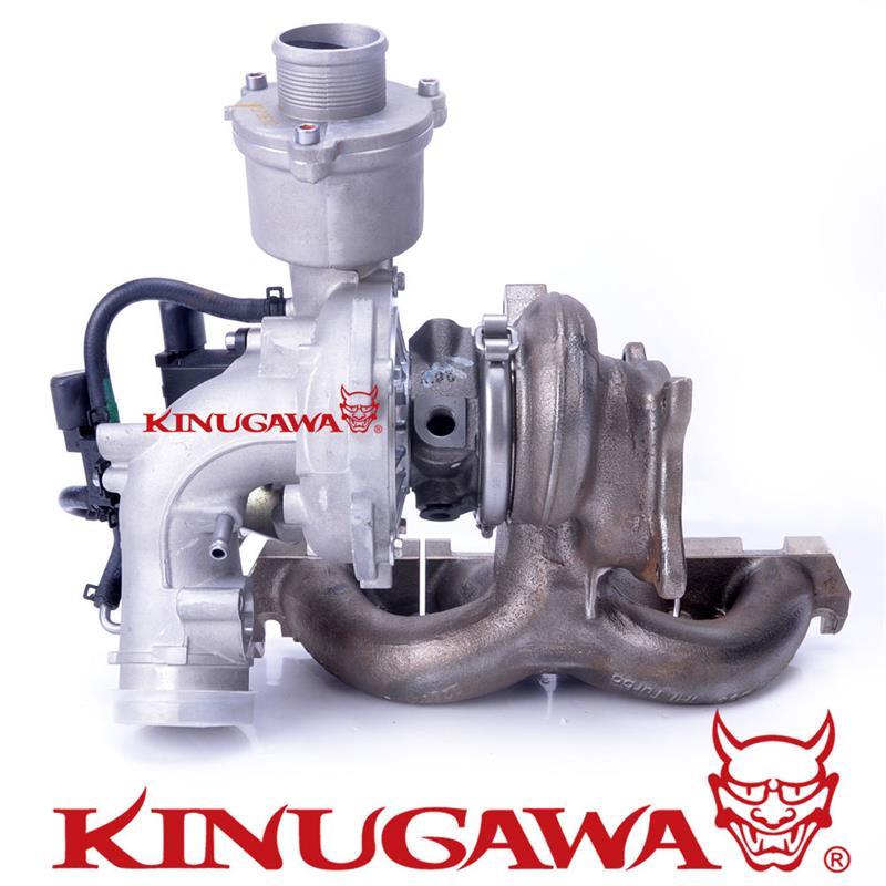 Kinugawa Upgrade Turbocharger RHF5H 06H145702L for AUDI EA888 A4 A5 A6 A7 A8 TT Q5 TFSI 350HP cylinder head gasket bolts kit for audi a4 a5 a6 q5 tt 2 0 tfsi caeb cdnc cesa