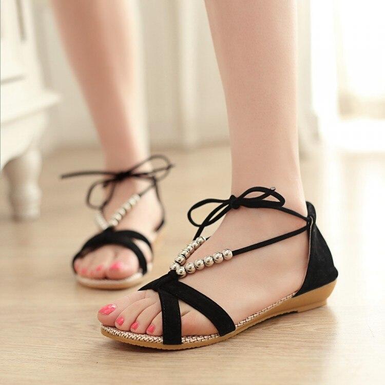 Sapato Summer Feminino Sandals 23