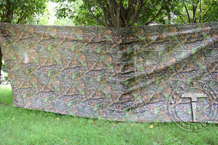 UltraLight Camouflage Netting Realtree Camo