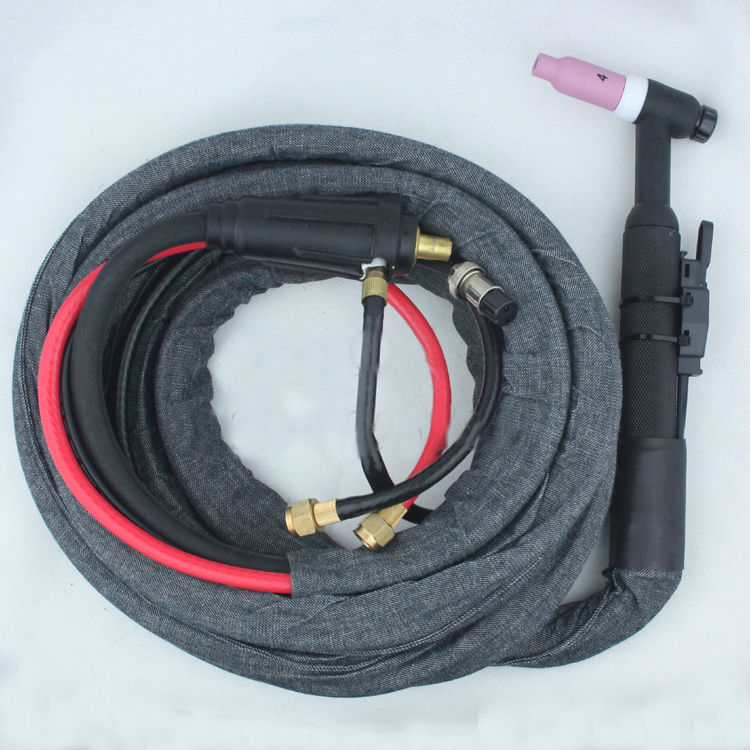 WP 18 Soldering Supplies 16 Feet 5 Meter TIG Welding torch Complete Welding Torches Extended Edition Soldering iron