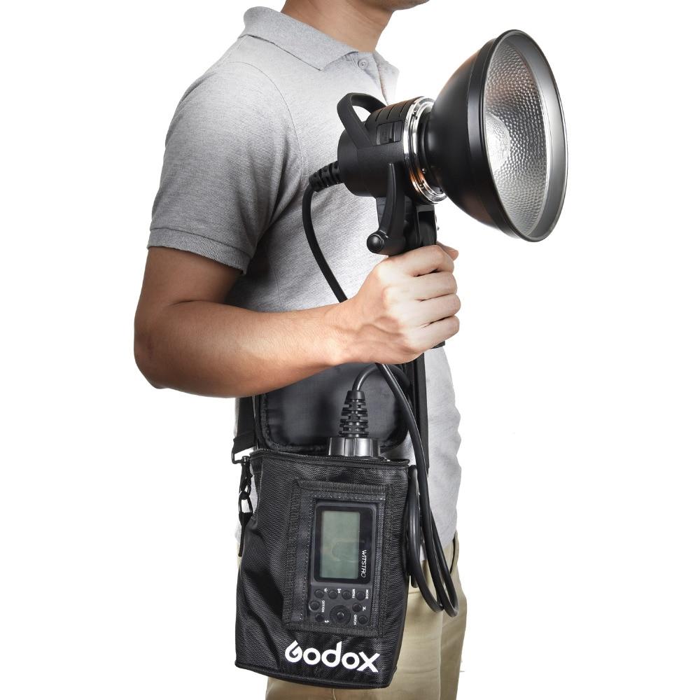 Godox AD600BM 600W HSS GN87 Bowens Mount Flash Light və ya AD600BM + - Kamera və foto - Fotoqrafiya 5