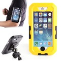 Waterproof Shockproof Bicycle Bike Handlebar Case Mount Holder For iPhone 6 Phone Case