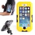 Waterproof Shockproof Bicycle Bike Handlebar Case Mount Holder For iPhone 6 Phone Case