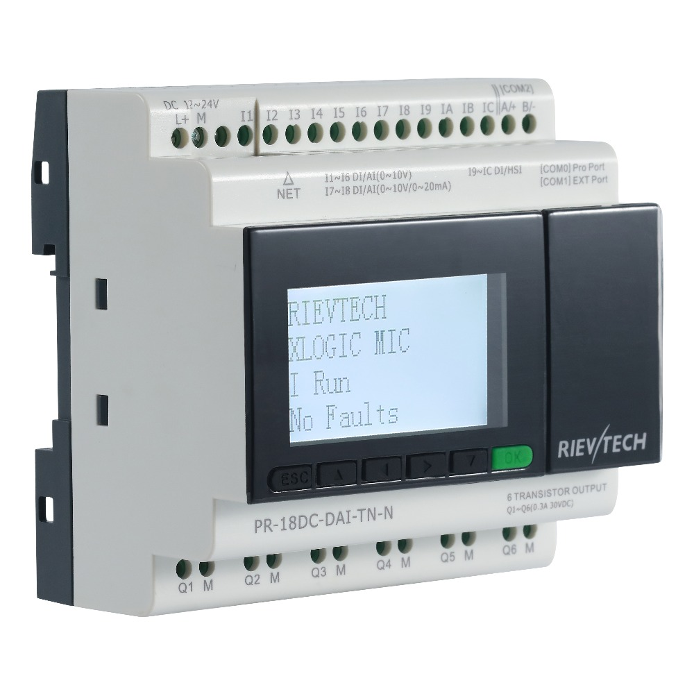 New Ethernet PLC,ideal solution for remote