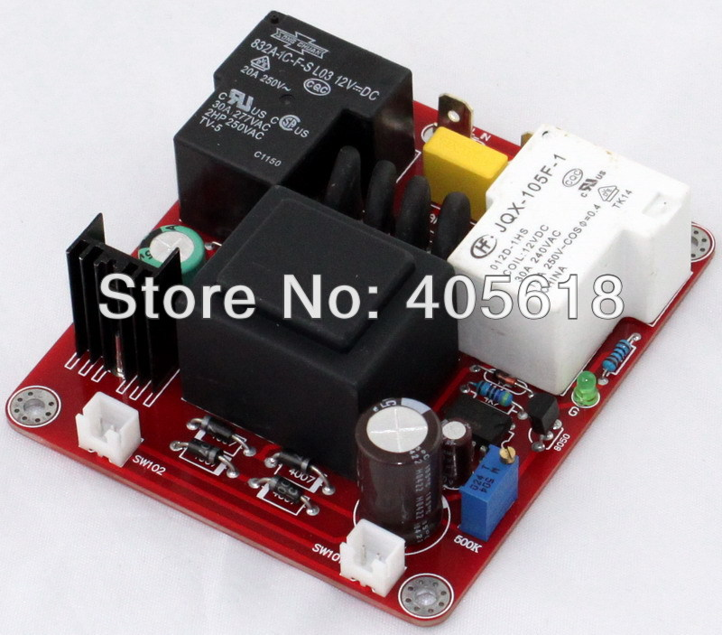Recommend Auto Class A power delay soft start power protection board 110V/220V