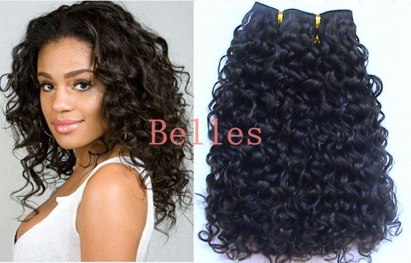 Brazilian Virgin Curly Remi Hair Bohemian Curl Deep Water Wave