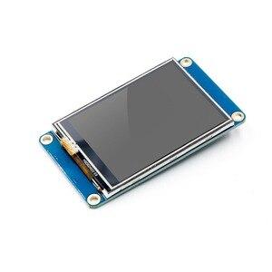 """Image 5 - Nextion anglais 2.4 """"TFT 320x240 écran tactile résistif USART UART HMI série écran LCD Module framboise Pi 2 A +"""