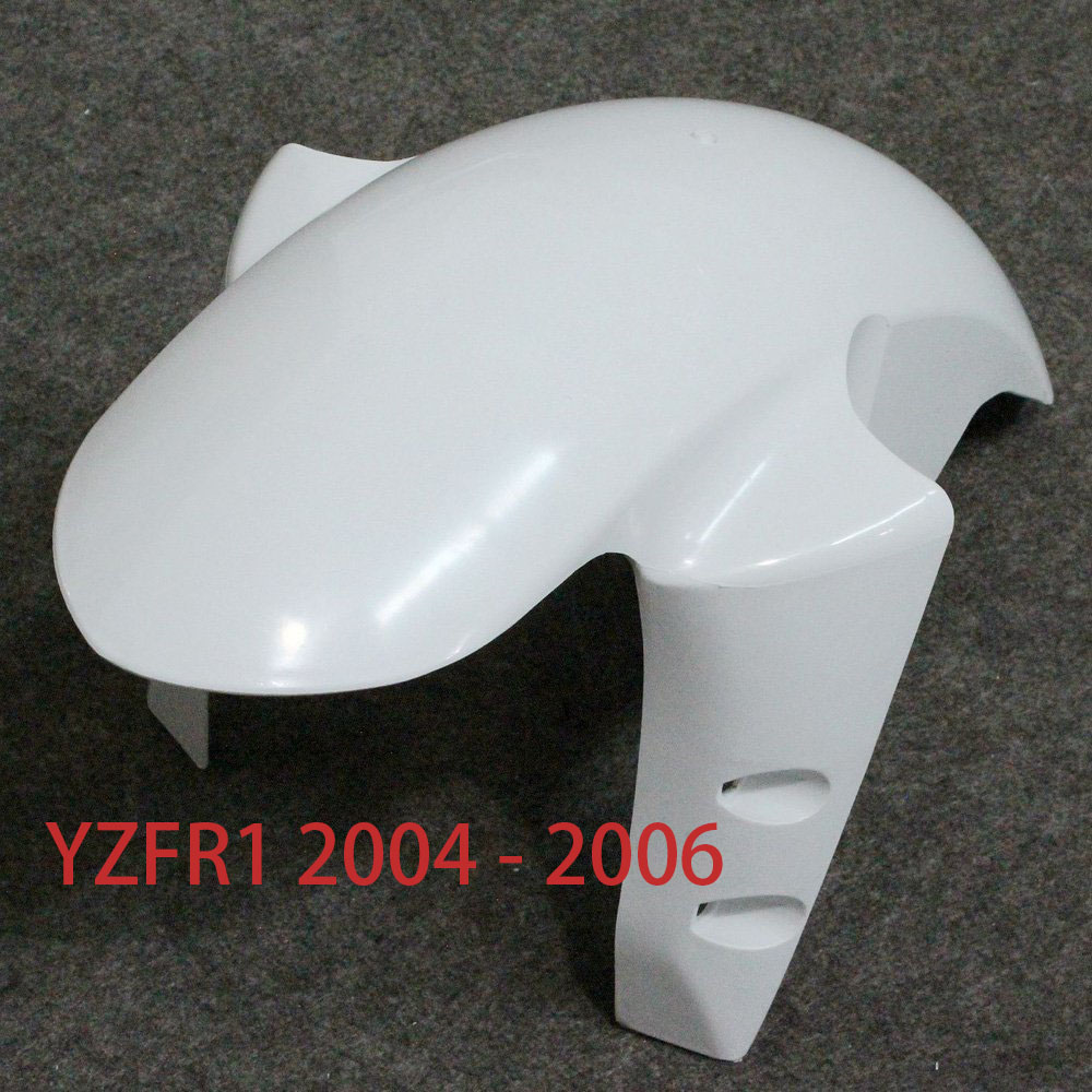 Front Tire Wheel Fender Mudguard Mud guard For Yamaha YZF R1 YZFR1 2004 2006 2005 YZF