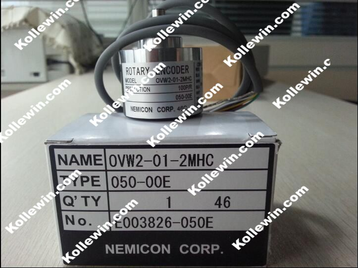 где купить OVW2-01-2MHC supply within the control of the rotary encoder shaft diameter 6mm 100P / R pulse outer diameter of 38mm new in box по лучшей цене