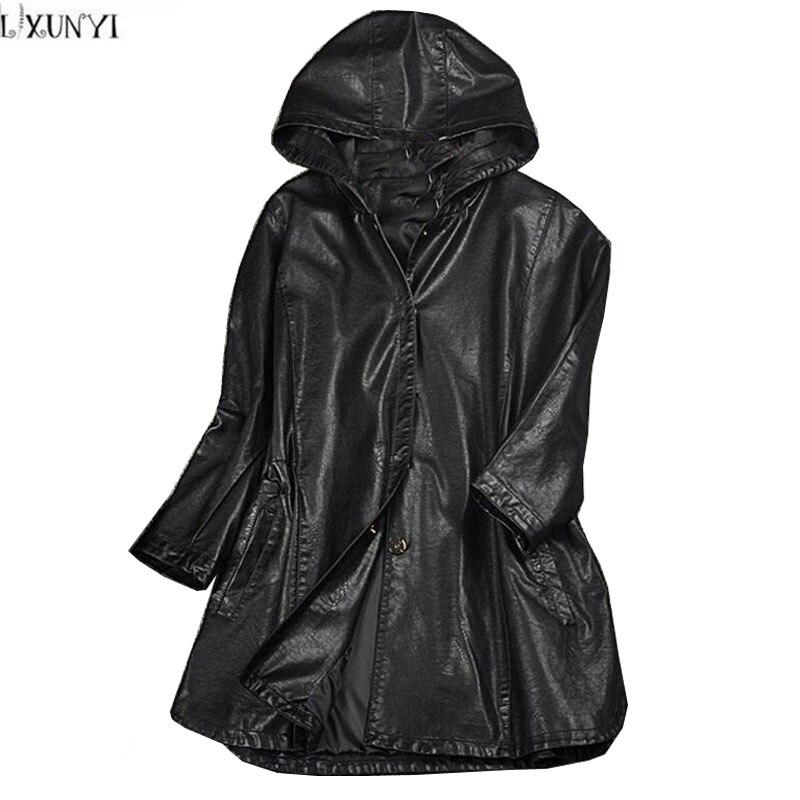 Popular Leather Jacket Women-Buy Cheap Leather Jacket Women lots ...