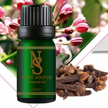 Plant essential oils Clove Oil 10ml Treatment of headache Toothache Halitosis Aromatherapy