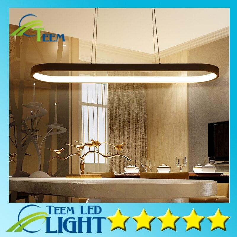 Новые творческие современные светодиодные подвесные светильники Кухня акрил + Металл Подвеска Подвесной Потолочный светильник для столов