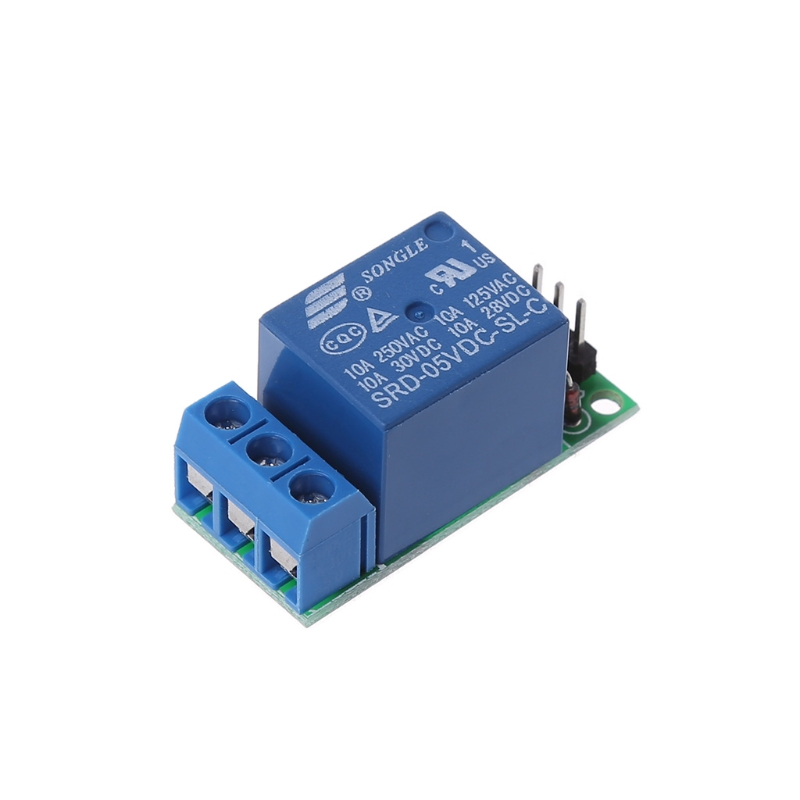 IO25A01 5V Flip-Flop Latch Relay Module Bistable Self-locking Switch Low Pulse Trigger Board