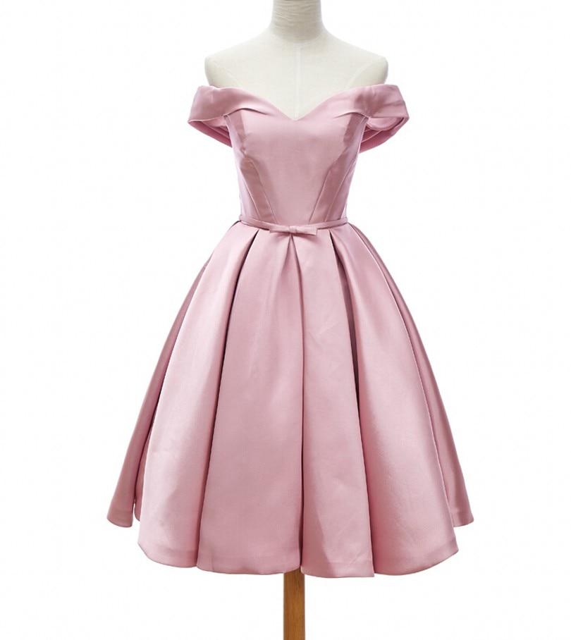 Real photo barato original diseño rosado elegante dress 2017 ata ...