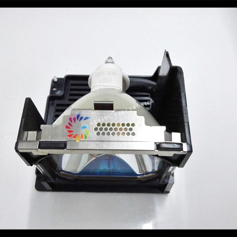 Original Projector Lamp POA-LMP67 610-306-5977 Used For PLC-XP50 PLC-XP50L PLC-XP55  PLC-XP55L with 6 months 1pc used fatek pm fbs 14mc plc