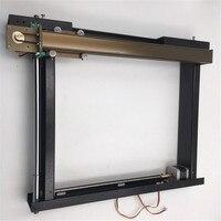 1 шт. ЧПУ X Y этап Таблица Кровать Комплект для DIY CO2 лазерная машина Механические комплект