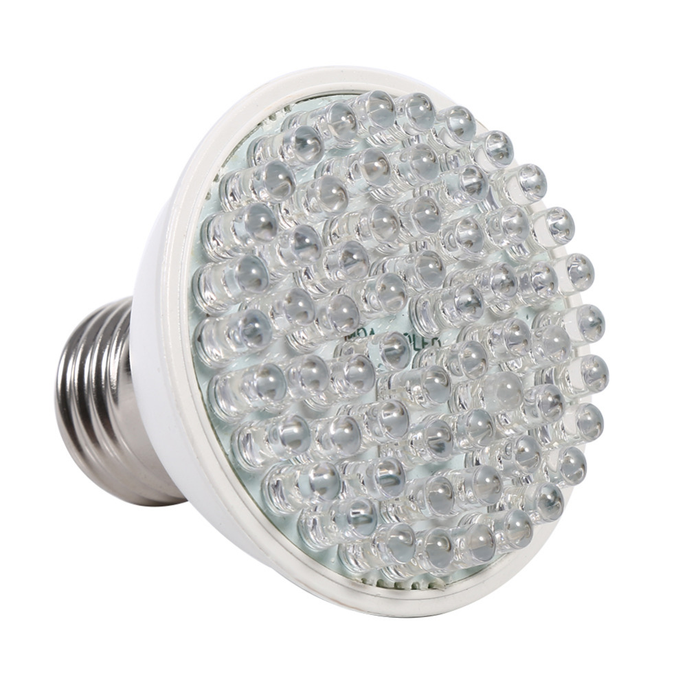E27 110V/220V 60Pcs/38Pcs LED Plant Grow Light Indoor Garden Hydroponic Lamp Blub New Style