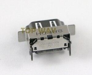 Image 3 - Piezas de repuesto para Puerto de HDMI 2,1 1080P, 10 unids/lote, Original, nuevo, para XBOX ONE X, reparación de la placa base