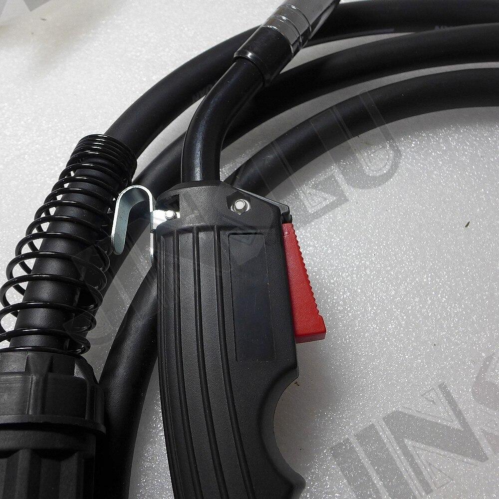 Contact Torch Holder Meters AK MIG Binzel Torch 3 Nozzle 15 Gun MB15 Welding Mig OEM 10ft MIG JINSLU Tip BW 15AK 200 MB 160