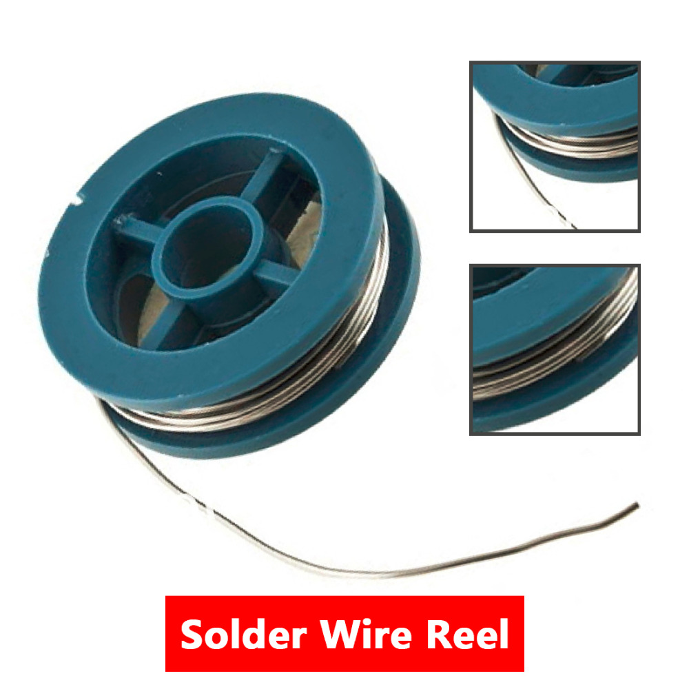 Rosin Core Tin Lead 0.7mm 1.7m Length Solder Soldering Welding Iron Wire Reel Welding 361f/183c Melting Point