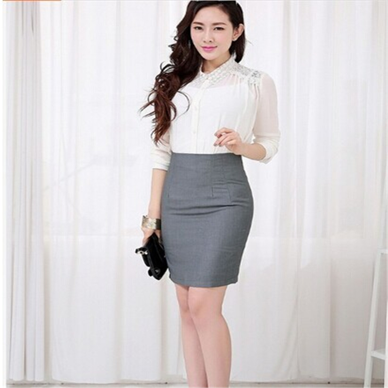 Skirt Formal Attire - Dress Ala