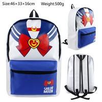 Anime Sailor Moon Backpack Children School Bags High Quality Boy Backpacks Sac A Main Travel good Bag For Kids Mochila good gift