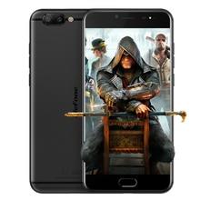Ulefone T1 6 GB RAM 64 GB ROM Smartphone 5.5 pulgadas Android 7.0 Helio P25 Octa Core 16MP $ number mp de Doble Cámara Trasera OTG 4G LTE Móvil teléfono
