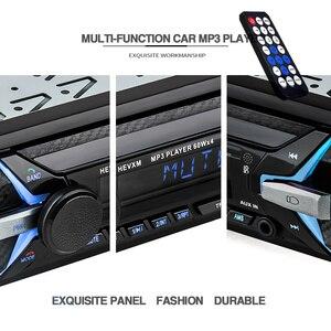 Image 2 - 12 V Bluetooth MP3 Çalar Kablosuz Alıcı Araç Mp3 Dekoder Kurulu Araba FM Radyo Modülü TF USB 3.5mm AUX ses Adaptörü Araç Kiti