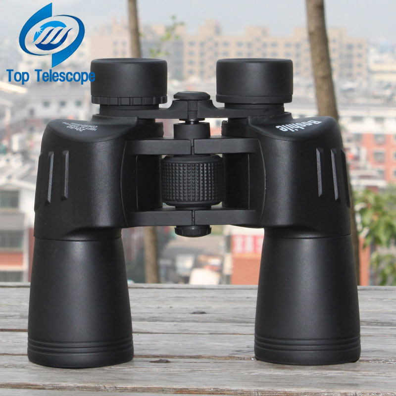 Boshile 20x50 binoculars Night vision hunting telescope camping Nitrogen waterproof High-power high-definition binoculo bijia 20x nitrogen waterproof binoculars 20x50 portable alloy body telescope with top prism for traveling hunting camping