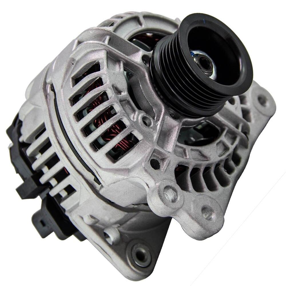 038903018BX alternateur générateur 6 côtes 90A 56mm pour Audi A2 siège à hayon Leon VW Transporter Golf Polo 1.6 16 V