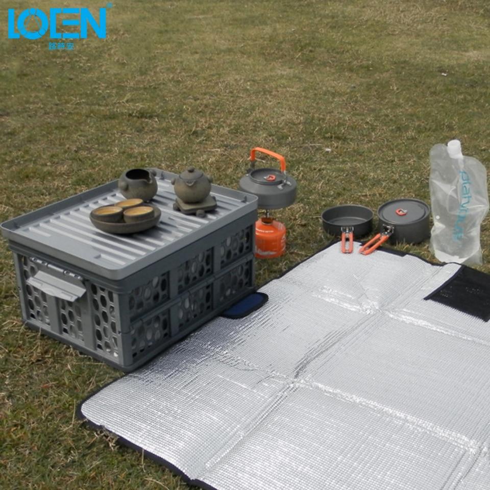 Opvouwbare multifunctionele auto Plastic Auto opbergdozen Container - Auto-interieur accessoires - Foto 6