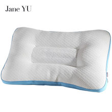 JaneYU Cassia Seed Health Care Neck Pillow Pearl Cotton Pillow Pillow Heart Pillow ingrace sweet heart tooth fairy pillow for boy and girls baby pillow a rating pp cotton inside 21cm 15cm free ship heart printed