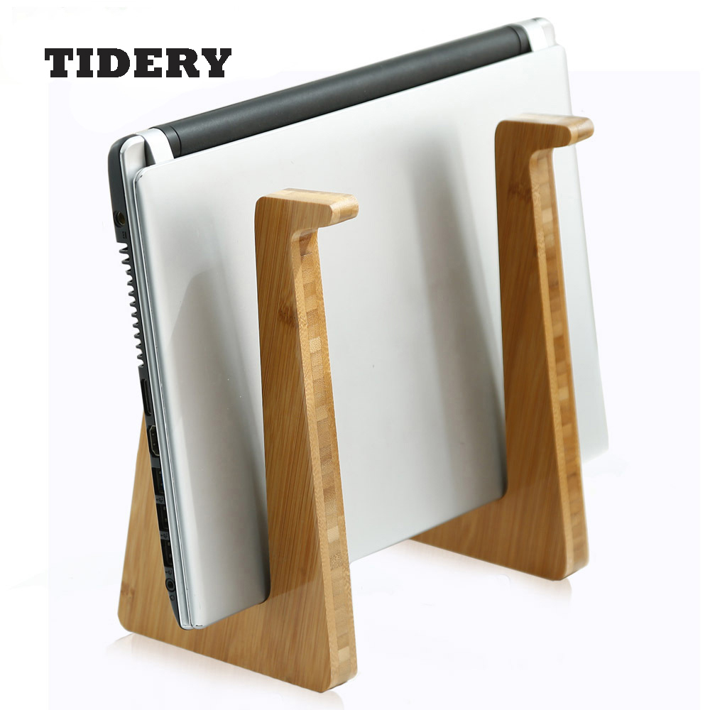 Wood Tablet PC Laptop Holder Stand Suporte Notebook For Radiator Universal For Macbook Air Xiaomi Air Samsung Chuwi TIDERY wood stand holder