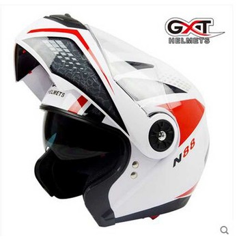 white red motocross open face motorcycle Helmet, MOTO electric bicycle safety headpiece,motorcyclist biker helmets