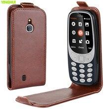 Чехлы для телефонов, чехлы для Nokia 3310 4G Carcasa Funda из искусственной кожи, флип-Чехлы, сумка для Nokia 3310 3g TA-1022 TA-1036 TA-1006