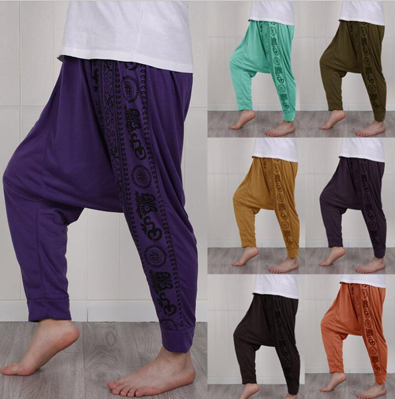 Harem Pants Clothing Desert-Trousers Festival Male Mens Baggy Casual 4XL 5XL Alibaba