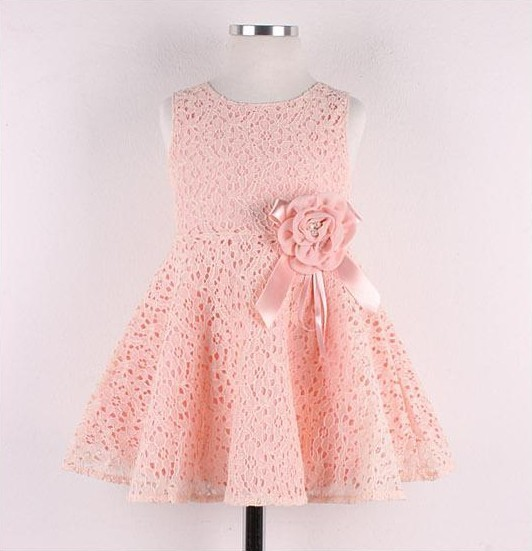 Aliexpress.com : Buy Summer Baby Girls Party Lace Bow Princess ...